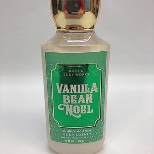 Vanilla Bean Noel Moisture 24 hr Lotion 8fl oz